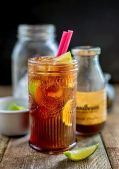 Been dying to try this Long Island iced coffee cocktail!