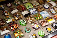 Murano glass rings!! the original murano glass products  www.muranopassion.com