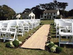 Log Cabin at the Presidio San Francisco California Wedding Venues 1