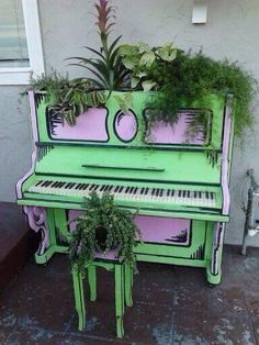 painted piano - Szukaj w Google