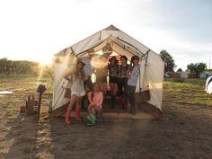 Marfa Tx // El Cosmico // Seven Girls Head To The Desert.  Mucho Mucho Bueno Bueno