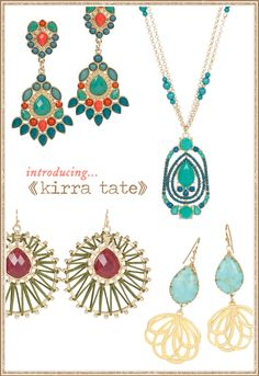 Introducing kirra tate: jewelry with style & spirit