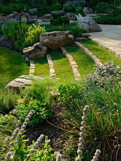 Residential Steep Slope Landscaping Design, Pictures, Remodel, Decor and Ideas - page 5