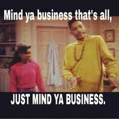 One of the funniest episodes!!  Fresh Prince of Bel Air