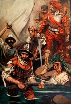 Cortes regroups after escape from tenochtitlan