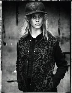 Piece d'Anarchive x Paolo Roversi