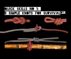 "Hi Instructables Comunity,this project has been approved for the ""Brave the elements"" contest. If you like I would appreciate your votes.since this is my last Instructable for 2015 I thought it was nice timing to release my new series ""Quick Skills"". The main focus of this series will be to teach skills for survival, prepping and general outdoor situations in a compact format and to motivate viewers to try for themselves. Similar to the Mini Projects series the idea is to..."