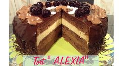 Romanian Desserts, Something Sweet, Macarons, Sweets, Youtube, Food, Pie, Romanian Recipes, Cakes