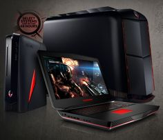 Choose the perfect PC for the gamer in your life from any of our hand-picked customized systems in our Holiday Gift Guide. Plus, it'll arrive in time – select systems ship within 48 hours. http://www.alienware.com/Landings/HolidayGiftGuide/