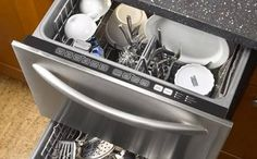 KitchenAid Dish Drawer photo