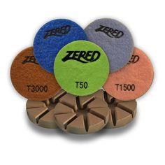 Zered Concrete Floor Ploishing Pads, Polishing Tools Construction Tools, Concrete Floors, Polish, Flooring, Vitreous Enamel, Concrete Floor, Wood Flooring, Nail, Floor