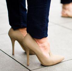 Style meets sophistication: shoemint.com/shoes/jaysie