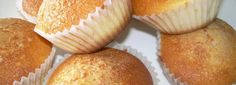 Magdalenas - spanske muffins