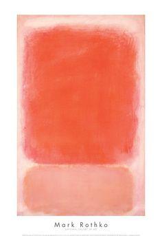 Rothko Art, Framing Canvas Art, Canvas Artwork, Modern Art Prints, Framed Art Prints, Fine Art Prints, Canvas Prints, Mark Rothko Paintings, Artists