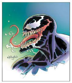 Venom by Bill Reinhold