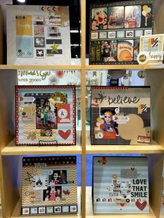 CHA Winter 2015 - Simple Stories projects using Say Cheese II collection
