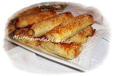YEŞİL MERCİMEKLİ BÖREK Önceki gün misafirlerim için yaptığım Yeşil Mercimekli Böreğin iç malzemesini misafirlerim önce kıymalı zannet...