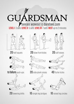 No-equipment Skyrim inspired workout for knee recovery. Yoga Fitness - http://amzn.to/2hmQneS