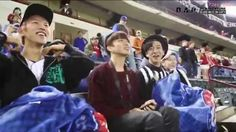 B.A.P 2ND ADVENTURE 30000 MILES ON EARTH Watch a baseball game