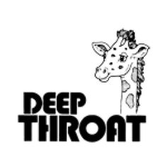 Get the DEEP THROAT T-SHIRT funny shirt at Better Than Pants!