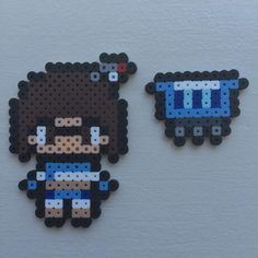Welcome to the Pixelated Overwatch Spotlight, featuring Mei-Ling Zhou or Mei for short.