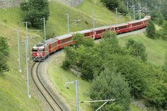 """Rhätische Bahn (RhB), Ge 4/4 II 615 """"Klosters"""""""