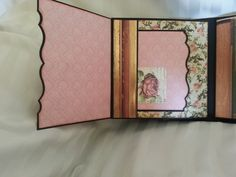 Mini album 8 x 8 'Dear Jane'