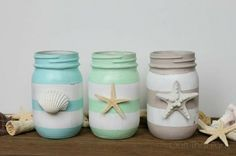Thirty Beachy Mason Jar Ideas | Yesterday On Tuesday