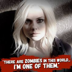 Liv always planned to save lives, just not like this. #iZombie