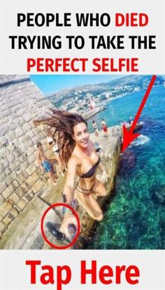 People who died trying to take the perfect selfie