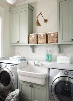 I may grow to love doing my laundry...
