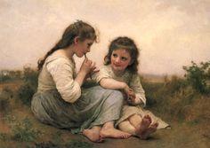 Childhood Idyll (1900)