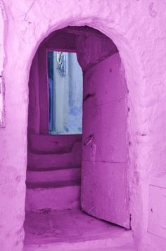 afnan-alhamdy:    Purple archway!