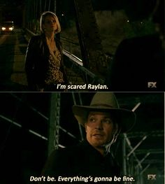 Justified Season 6 Premiere - Jan 20th   Raylan got Ava out of jail in exchange for help in catching Boyd. Will Raylan & Boyd kill each other off or will Ava get caught in the crossfire? Final Season of the series by Elmore Leonard, and one of the best shows on TV. #JustifiedFinalSeason #JustifiedSeason6