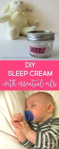 Natural Sleep Remedies DIY sleep cream with Young Living essential oils Essential Oils For Sleep, Yl Essential Oils, Young Living Essential Oils, Essential Oil Blends, Doterra Oils, Young Living Sleep, Young Living Oils, Help Baby Sleep, Living Essentials
