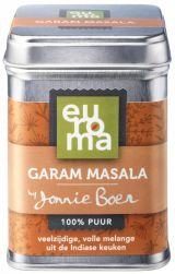Original Spices by Jonnie Boer - Garam Masala Chapati, Garam Masala, Coffee Cans, Thai Red Curry, Slow Cooker, Spices, Canning, The Originals, Packaging