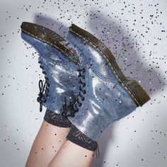 Get Party season ready with the Pascal Sparkle boots.