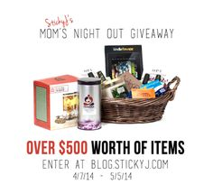 Enter to win our mother's day Giveaway basket with over $500 worth of items! enter here: http://www.blog.stickyj.com/special-offers/mothers-day-giveaway-stickyj-500-worth-items/