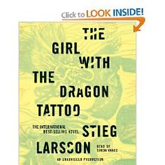 Girl with The Dragon Tattoo--only the tip of the Scandinavian iceberg..many other good authors--http://tinyurl.com/6tamqqa