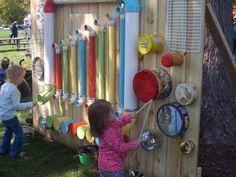 10 ideas para el patio de juegos en la escuela o la caasa ~ Imágenes Creativas