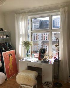 Indie Room Decor, Aesthetic Room Decor, Bedroom Decor, Dream Apartment, Apartment Living, Interior Architecture, Interior Design, New Room, House Rooms