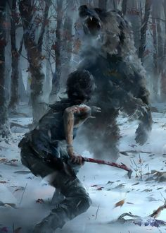 Rise Of The Tomb Raider en 3 artworks : Gamekyo is a social video game magazine for the Wii, Nintendo DS, PlayStation PlayStation PSP, Xbox 360 and PC. Rise Of The Tomb Raider en 3 artworks Tomb Raider Lara Croft, Tom Raider, Raider Game, Witcher Wallpaper, Jeux Xbox One, Laura Croft, Rise Of The Tomb, Video Game Art, Fantasy Characters