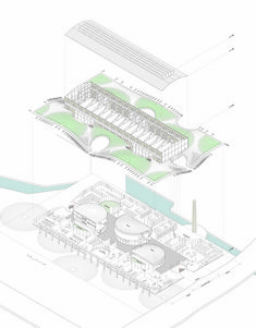 Xin Tian Di Factory H | Serie Architects