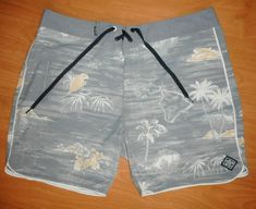 349d27d2ee DAKINE Hawaiian Landscapes Palms Men's Stretch Board Shorts Swim Trunks  Size 38 #fashion #clothing