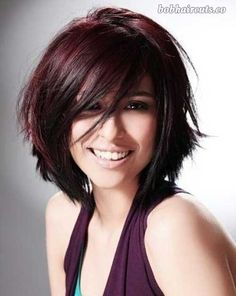 15 Best Bob Hairstyles for Long Faces - 1 #BobHaircuts