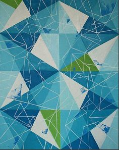 Magdalena Purol OBRAZ OLEJNY TRIGO NUM 1, 92 x 73 cm #art #paintings