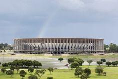 Brasilia National Stadium / gmp Architekten + schlaich bergermann und partner + Castro Mello Arquitetos