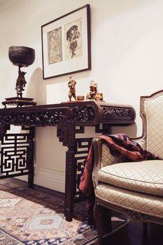 Hallway. Brooke Aitken Design.