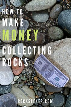 Minerals And Gemstones, Rocks And Minerals, Crystals And Gemstones, Stones And Crystals, Geode Rocks, Rock Identification, Rock Tumbling, Rock Hunting, Rock Crafts