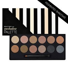 BEAUTY BAY the Collection Flawless Chic Eyeshadow Palette